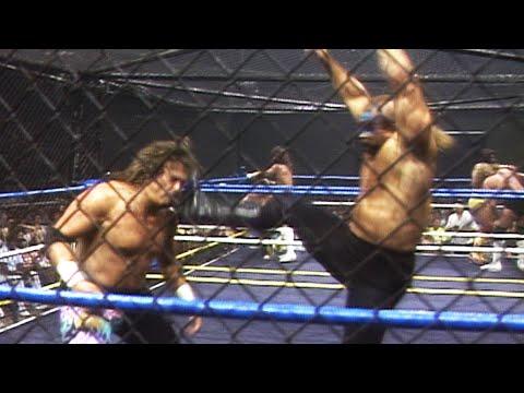 10-Man WarGames Match: WCW Great American Bash 1989
