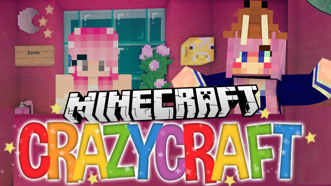 My princesses ep 20 minecraft crazy craft 3 0 youtube for Crazy craft 3 0 server