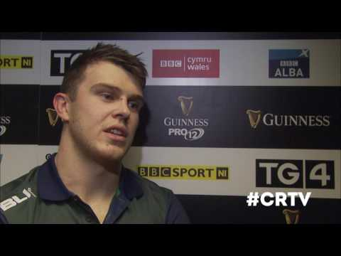 Post Match with Tom Farrell