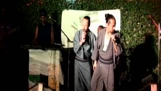 Ackee & Saltfish performing at a Private Party @ EN Bloc 11/2/2014 in New Kingston Jamaica