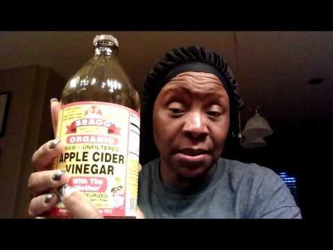 Apple cider vinegar weight lost journey announcement:-):-)