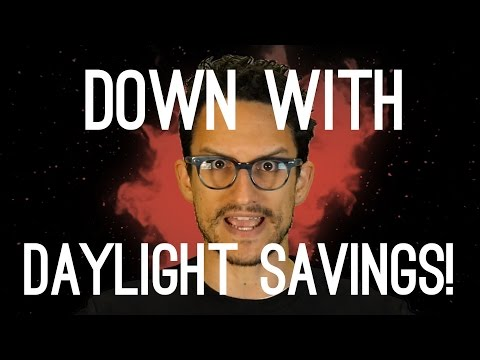 Is Daylight Savings Time Pointless?