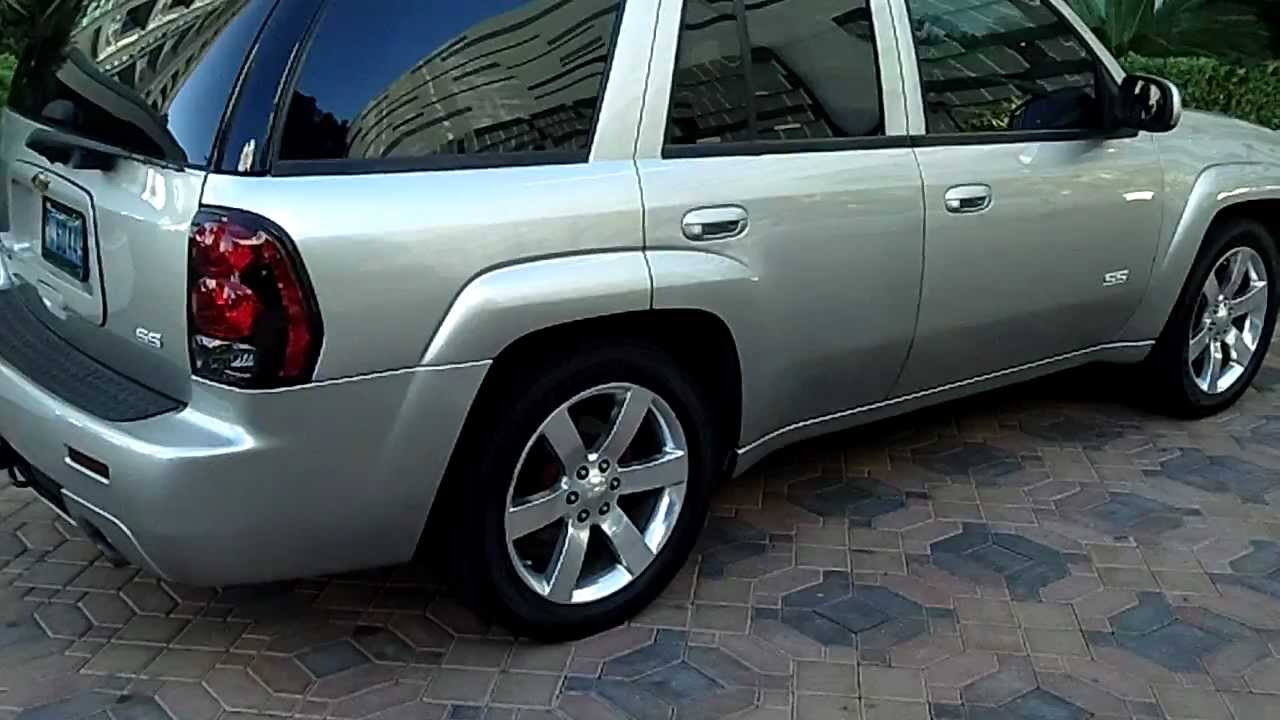 2007 Chevrolet SS trailblazer suv for sale, Celebrity Cars Las Vegas - YouTube