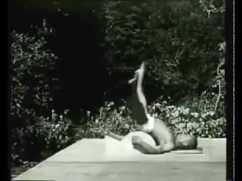 Spine Corrector VIDEO Footage by JOSEPH PILATES