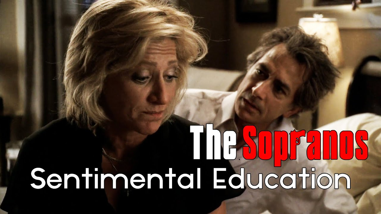 "Download The Sopranos: ""Sentimental Education"""