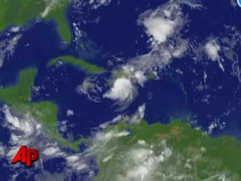 Hurricane Nears Haiti, Drives Up Oil Prices