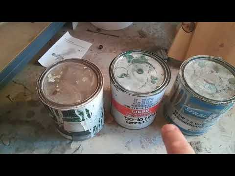 How to spray single stage urethane without getting any orange peel