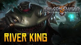 Repeat youtube video Falconshield - River King feat. Sonny Psydup (Original League of Legends song - Tahm Kench)