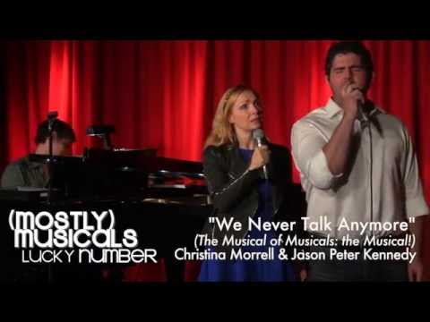 Mostly Musicals 13: Christina Morrell and Jason Peter Kennedy