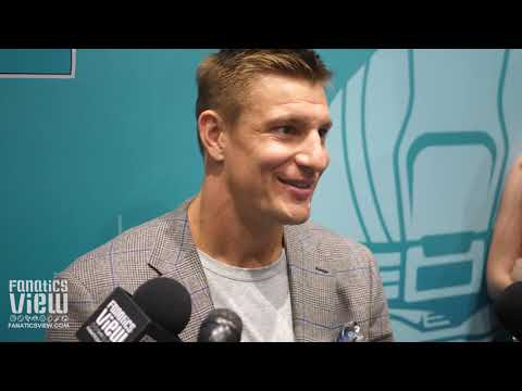 Rob Gronkowski says George Kittle is His Favorite Tight End in the NFL to Watch