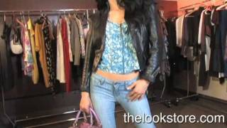 Sarah Jessica Parker: THE LOOK STORE.com Presents DIY- Featuring Sarah Jessica Parker Looks & Style Thumbnail