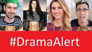 Amanda Cerny vs Lele Pons #DramaAlert Jacksepticeye vs RiceGum - iDubbbz vs Leafy