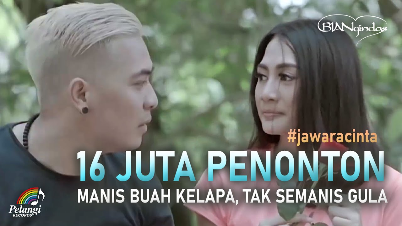 BIAN Gindas - Jawara Cinta (Official Music Video)
