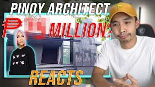PINOY ARCHITECT REACTS TO VICE GANDA'S HOUSE