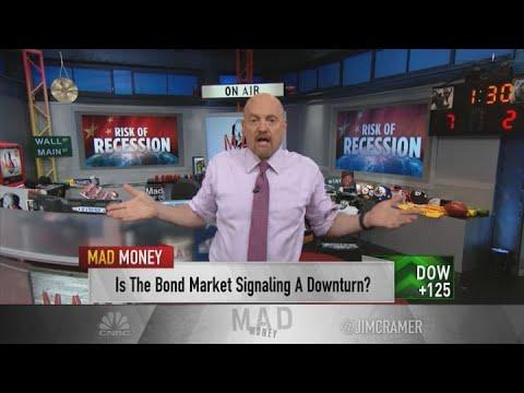 Cramer on market plunge: Coronavirus impact on companies could ...