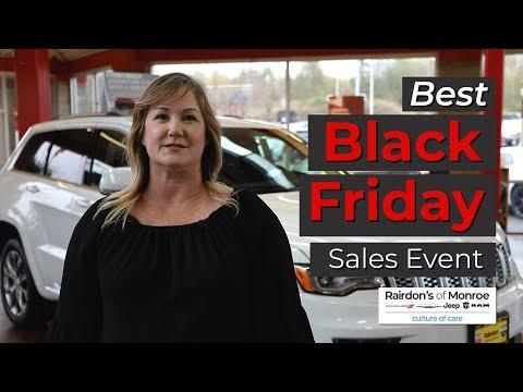 Black Friday Sales Event | Rairdon's Dodge Of Monroe