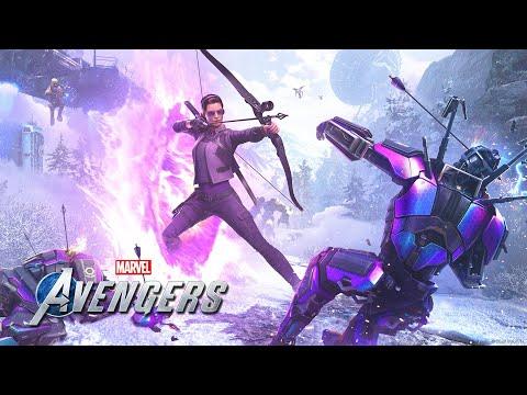Marvel's Avengers: Kate Bishop Reveal Trailer