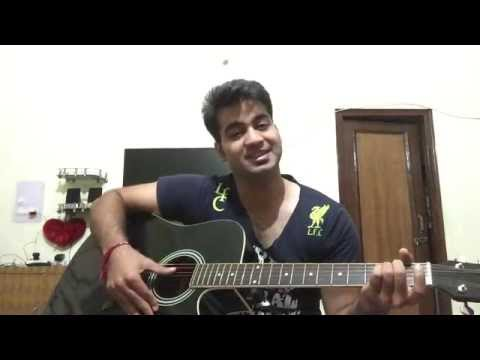 Hamsafar guitar lesson easy | guitar cover  | All is well | siddharth kaushal