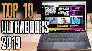 Top 10 Best UltraBooks 2019!