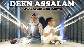 DEEN ASSALAM - Alwiansyah feat Kiswa ( Official Video Klip )