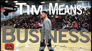 Tim Means Business // There will be a Price dropping Saturday //Episode 12//