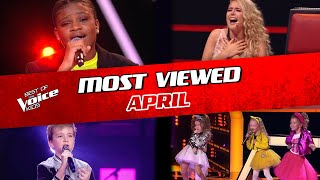 Baixar TOP 10 | The Voice Kids: TRENDING IN APRIL 2020