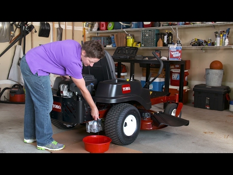 Riding Mower How-To Videos | Toro