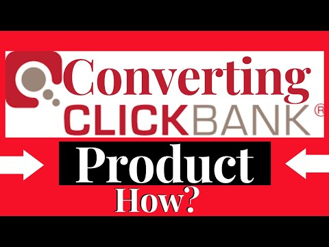 BEST WAY TO CHOOSE A HIGH CONVERTING PRODUCT IN CLICKBANK MARKETPLACE (Beginners Success)
