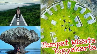 Gambar cover 18 Tempat Wisata Jogja Terbaru 2019 Terpopuler HITS Wajib Dikunjungi