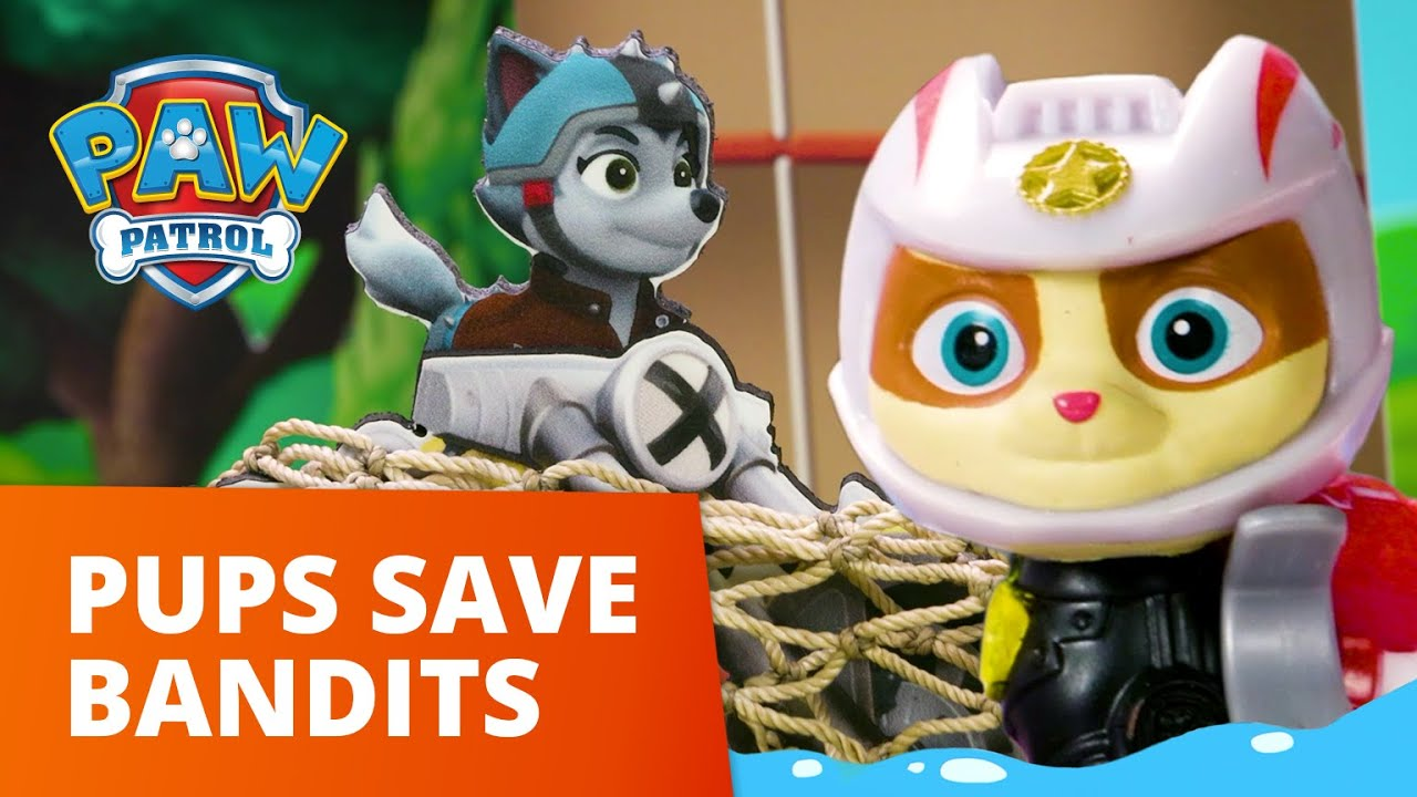 Download PAW Patrol Moto Pups - Pups Save the Soap Bandits - Toy Episode - PAW Patrol Official & Friends