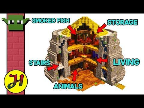 Minecraft Easy Build Series Youtube