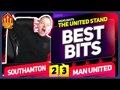 GOLDBRIDGE Best Bits | Southampton 2-3 Man United
