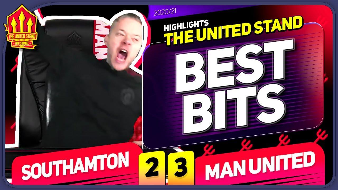 GOLDBRIDGE Best Bits | Southampton 2-3 Man United
