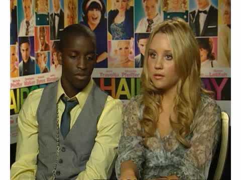 Amanda Bynes and Elijah Kelley talk Hairspray  Empire Magazine