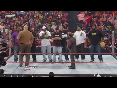 WWE - RAW Guest Host Ben Roethlisberger Highlights