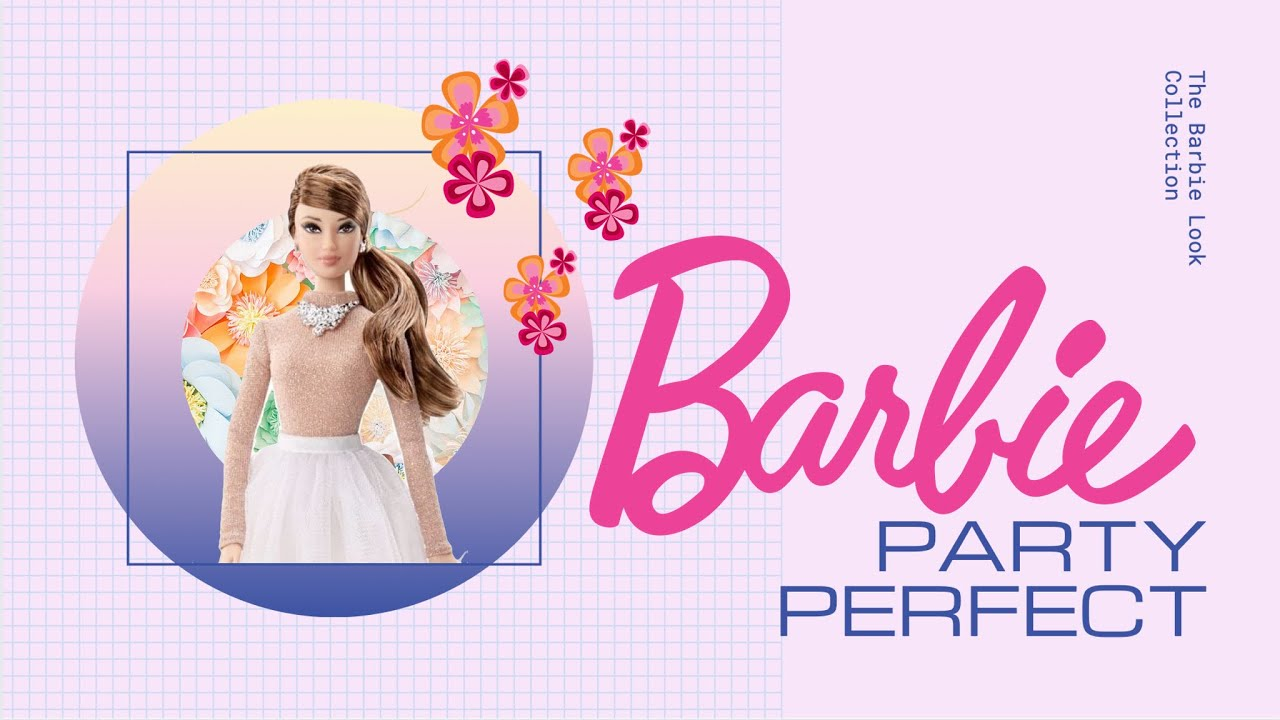 The Look Barbie Party Perfect