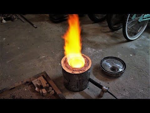 Confounded Chronicles 16 - DIY Foundry Furnace