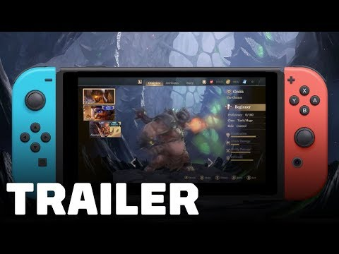Arena of Valor - Nintendo Switch Launch Trailer