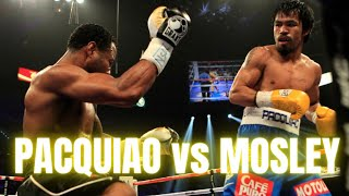 PACQU AO Vs MOSLEY Full Fight - May 7 2011