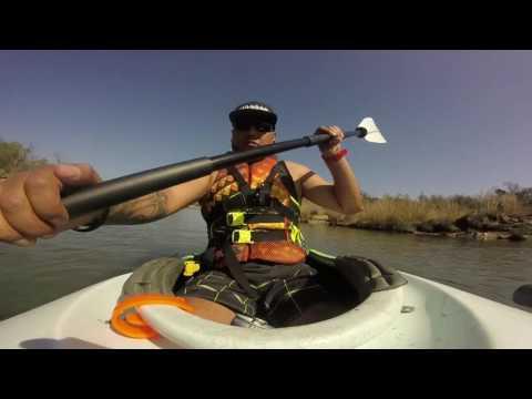 camping and kayaking Brazoz River Texas part 1