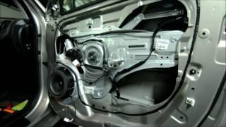 Kia Sportage 2016 разборка передней двери