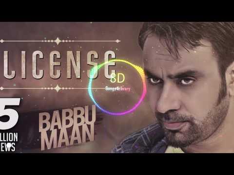 license-:-babbu-maan-|8d-audio|-8d-songs-library-|-use-headphones
