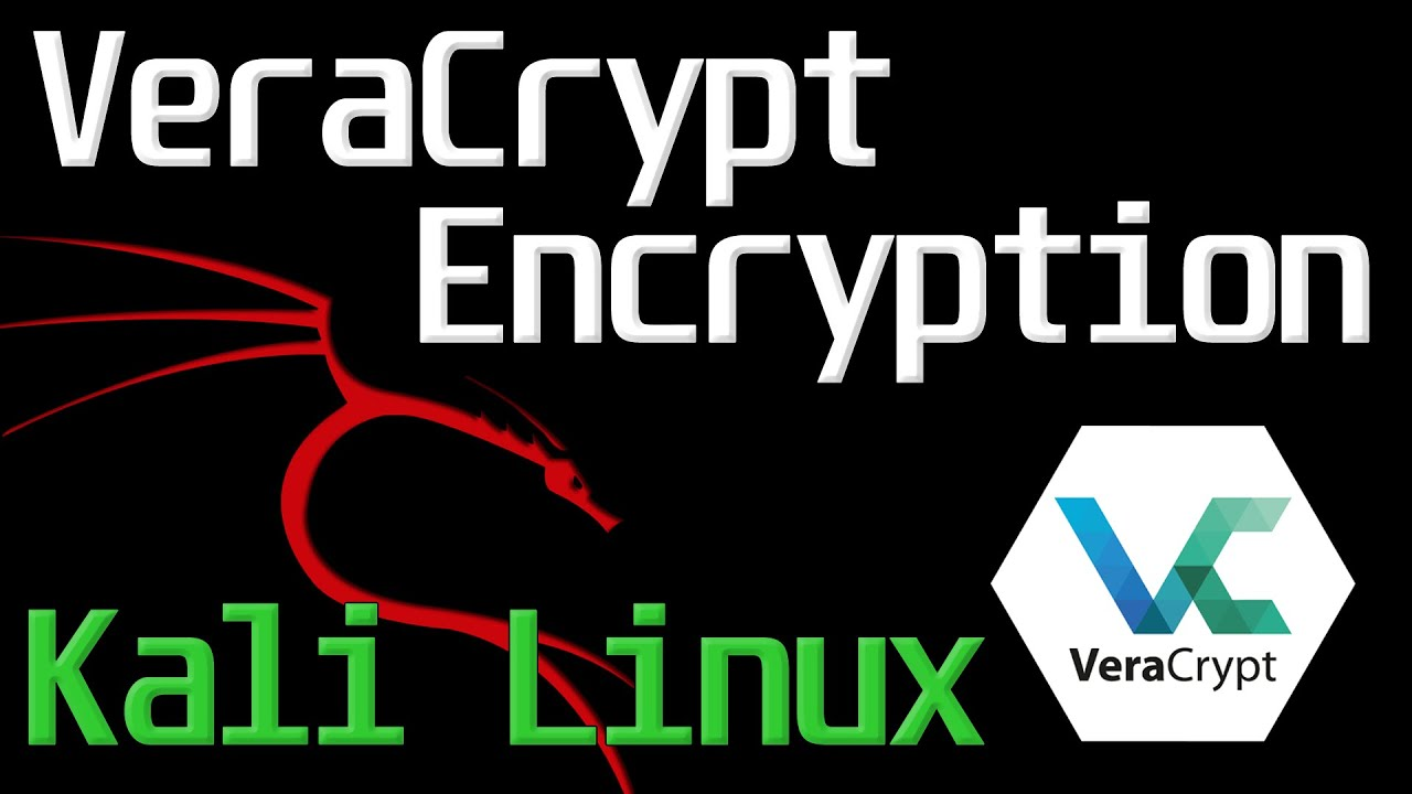 VeraCrypt Encryption on Kali Linux Persistence USB