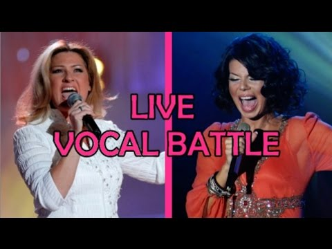 Vocal Battle | Beata Kozidrak vs Edyta Górniak [C3-D7] LIVE