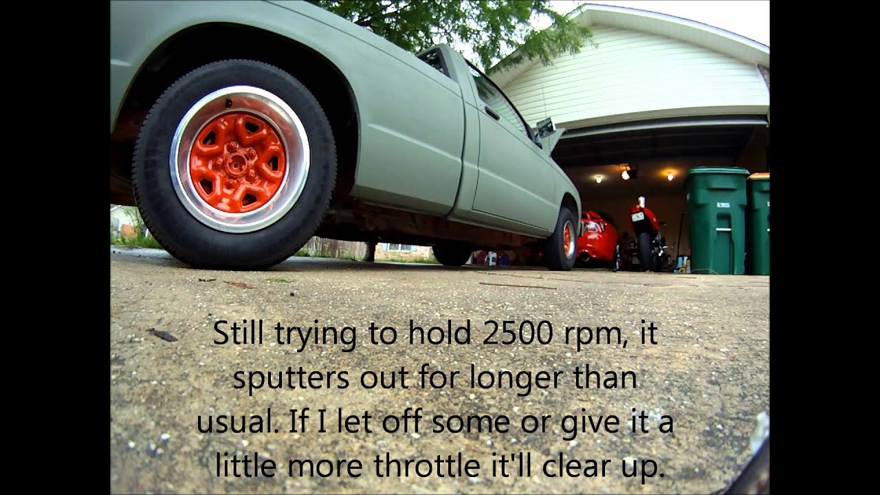 1993 Chevy S10 2.5L Bogs Sputters and Misses ***FIXED with ...