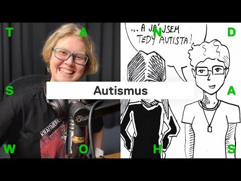 Jaké jsou znaky autismu? Někdy nerozumím sarkasmu, na základce jsem měla panické ataky, říká Dodo