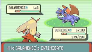 How to get Latias,Salamence,Groudon (Pokemon Emerald Only) Cheats