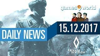 Lootboxen, L.A. Noire VR und Obsidian | Gamesworld Daily News - 15.12.2017