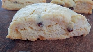 How to Make Scones -- The Frugal Chef