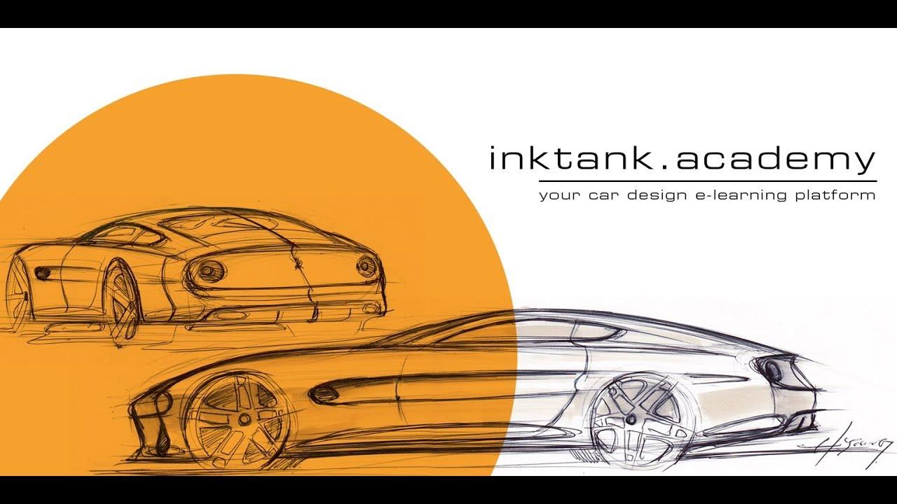 Car Design Online Courses Inktank Academy Youtube